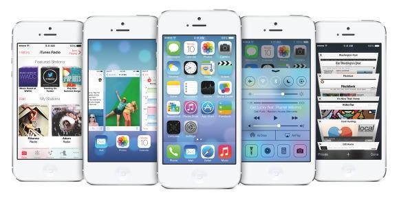 Apple iOS 7 beta review