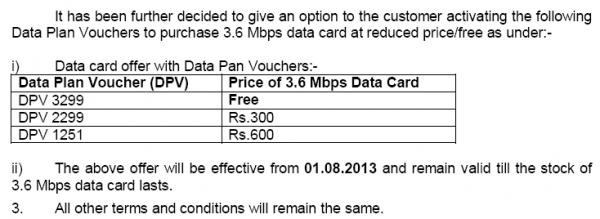 BSNL-Free-3G-Data-Card-offer