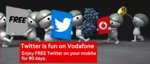 Free-Twitter-on-Vodafone-India