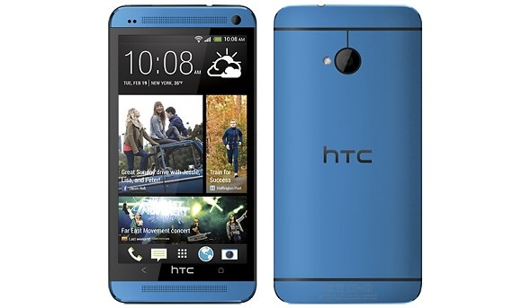 Blue HTC One photo makes its first online appearance