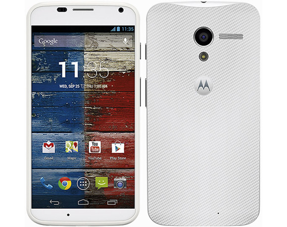 Motorola Moto X goes live with X8 chipset
