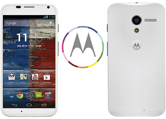 Motorola Moto X hands-on-First look