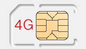 Can use my 3G simcard on my 4G phone? Would that work?