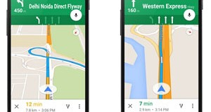 Google launches voice-guided lane guidance feature for its Maps on Android, iOS