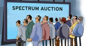 Telecom Spectrum Auction Postponed to March 4