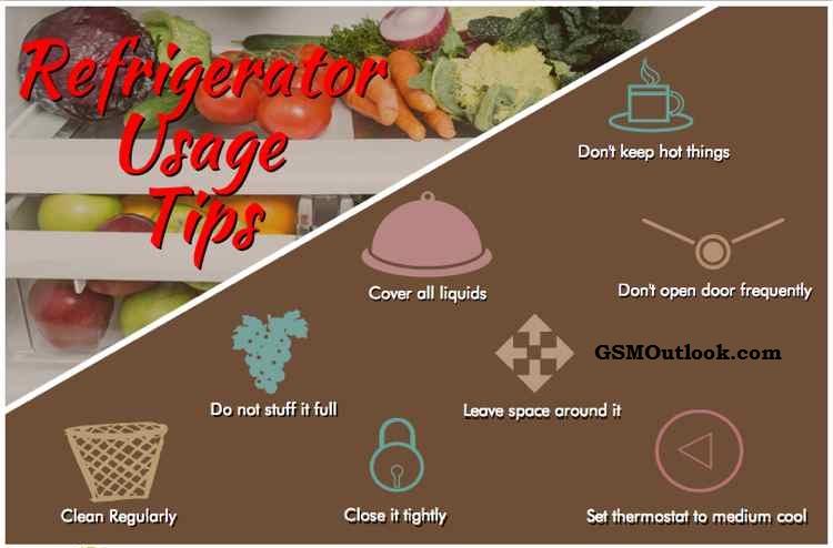 refrigerator-usage-tips